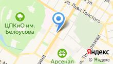 Discovery Store на карте