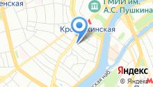 15 Kitchen+Bar на карте