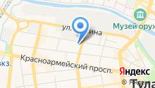 KOMOD на карте
