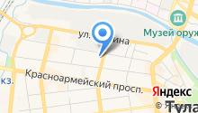 CityTour на карте