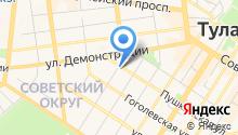 HappyKids на карте