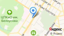 Dzyn Line на карте