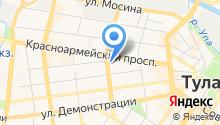 I-Tula на карте