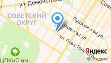 Центр Ментального Фитнеса Татьяны Поповой на карте