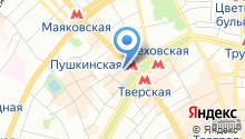 7 Звезд на карте