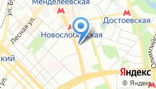*ингосстрах* на карте