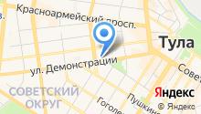 Aik на карте