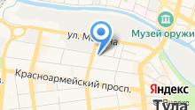 ДОБРЫЙ ДОКТОР на карте