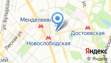 Центральный музей МВД России на карте