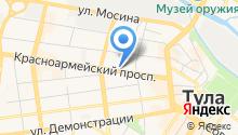 Smart-service на карте