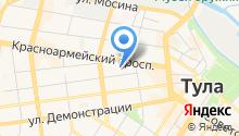 адвокат арса л.м. на карте