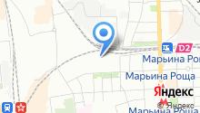 54 Dance Studio на карте