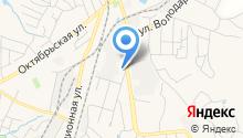 Главное Управление администрации г. Тулы по Центральному территориальному округу на карте