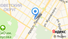 Iconix на карте