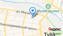 *наш клиент* на карте