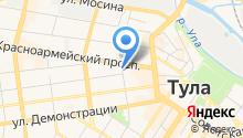 сервис-центр сириус на карте