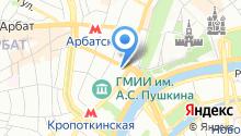 3data на карте