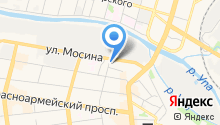 ТОРГОВАЯ ПЛОЩАДКА VEBCO.RU на карте