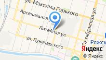 BEST-AVTO на карте
