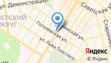 Gsm-лаборатория на карте