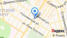 Тульская областная филармония им. И.А. Михайловского на карте