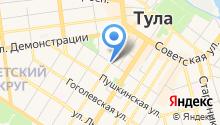 Вокруг Sveta на карте
