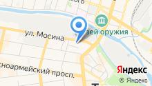 Фаворит - Строительная компания на карте