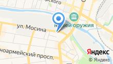 Кровельный Центр - Торгово-монтажная компания на карте