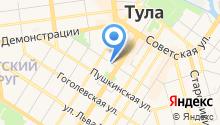 BusTour на карте