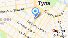 BevaperСlub на карте