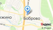 МОРТОН на карте