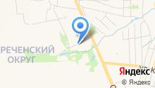 ФранцАВТО на карте