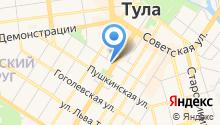 Mixt(e) на карте