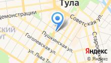 LapTop на карте