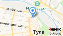 Losk на карте