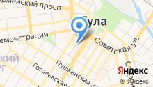 ВЕРСТА, АРХИТЕКТУРНО-КАДАСТРОВОЕ БЮРО на карте