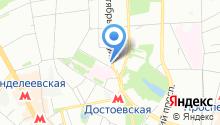 Rusmoda на карте