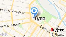 Job.ru на карте