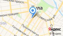 Info Drive на карте