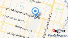 Тулалифт на карте
