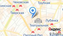 Япоша на карте