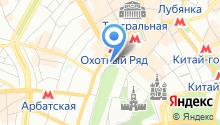 #Лакшери на карте