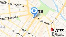 Мемориальный музей Н.И. Белобородова на карте