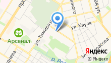 Dar Hostel на карте