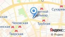 Окна в Дом - Торгово-производственная компания в Москве на карте