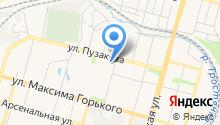 Hot Road на карте