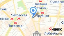 ЮПИТЕР на карте
