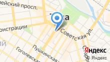 Shokobox на карте