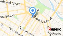 Grazia на карте