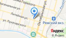 DANCE-CITY на карте
